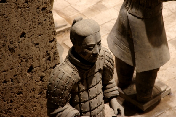 Lone Terracotta Warrior2