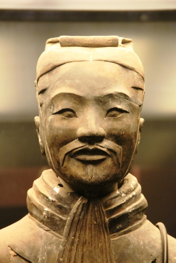 Terracotta Warriors General