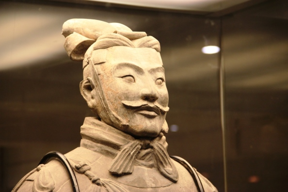 Terracotta Warriors General2