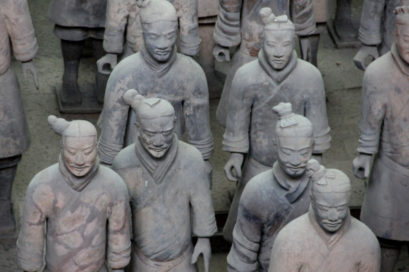 Terracotta Warriors Infantry