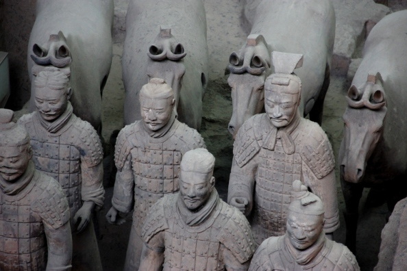 Terracotta Warriors Infantry2