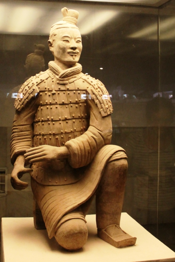 Terracotta Warriors Kneeling Archer