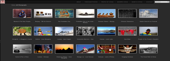 ChinaPhoto gallery page